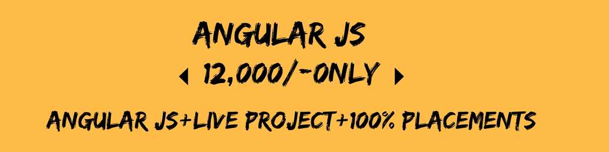 Angular JS-Courses-Offers