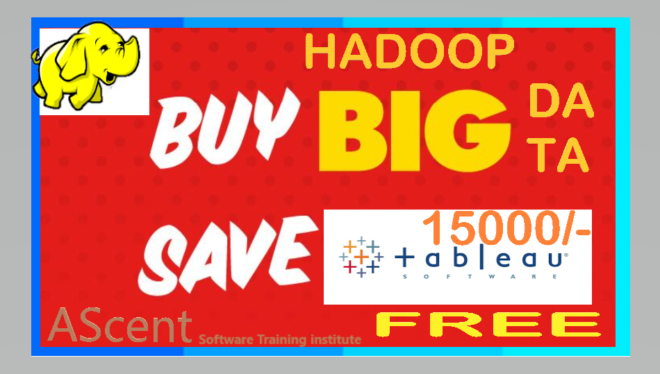 Pay for HADOOP-BIG DATA Get TABLEAU Full course for FREE ...